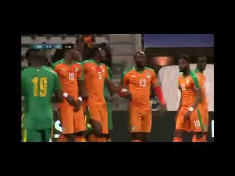 (Full Match): Ivory Coast vs Senegal International Friendly Match 27-03-2017(Part 1)