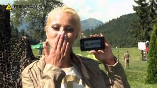 Ivana Slavković pozdravlja MaNemoj.com