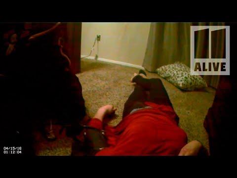 Jessica Boynton crime scene body cam video