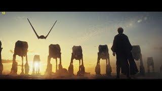 """Первый орден против Люка Скайуокера, """"Звёздные войны: Последние джедаи"""""""