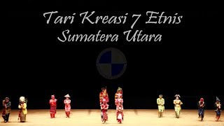 Download lagu Tari Kreasi 7 Etnis Sumatera Utara oleh UKSU-ITB pada MCI 2017 di Ibaraki, Jepang, 6 Januari 2018