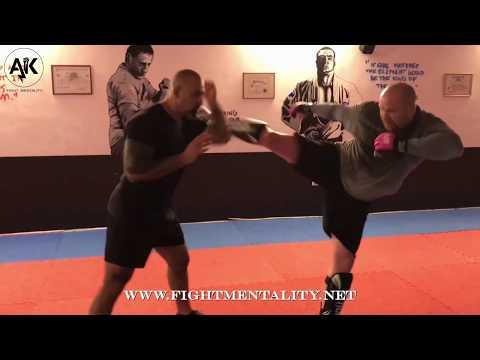 Fight Mentality & P.F.S. By Ahmet Kaydul Trainingseinblicke PART 1
