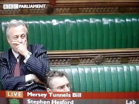 House of Commons - Sir Alan Haselhurst 2003 2