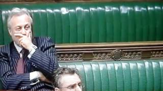 House of Commons - Sir Alan Haselhurst 2003 2