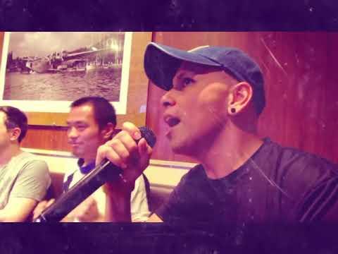 Karaoke Night in Nakano Tokyo - Let's sing Dragonball and amine songs!