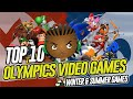 Rio Olympics 2016 Top 10 Special - Top 10 Olympics Video Games of All Time