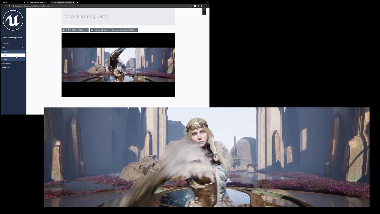 Pixel Streaming Tutorial - Unreal Engine