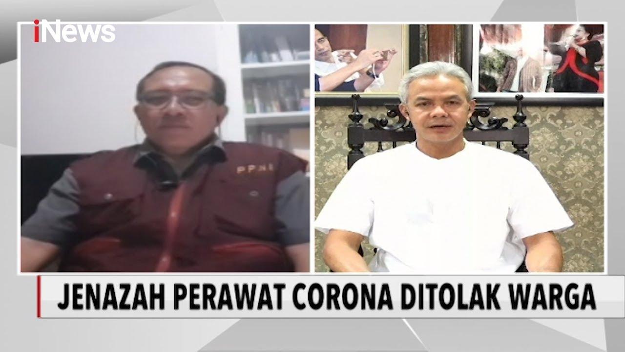 Jenazah Perawat Meninggal Akibat COVID-19 Ditolak Warga – Special Report 10/04