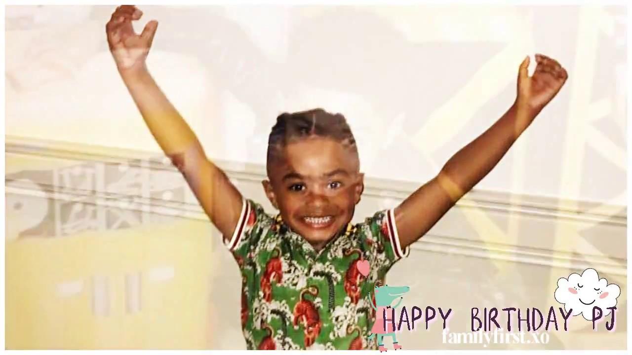 a6cba33f0c9f Happy Birthday PJ Rose! - YouTube