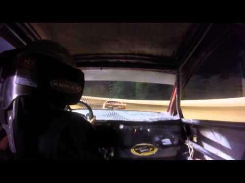 4-Cylinder Feature Ponderosa Speedway 7-17-15