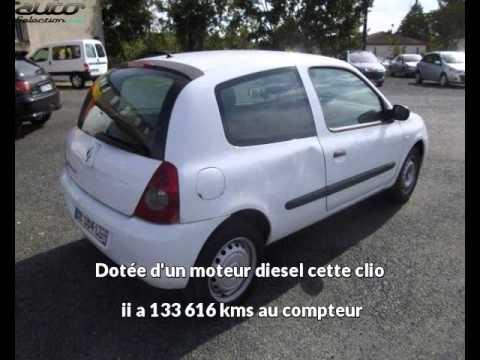 Renault clio ii occasion visible florentin pr sent e par for Garage la plaine