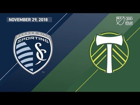 HIGHLIGHTS: Sporting Kansas City vs. Portland Timbers | November 29, 2018
