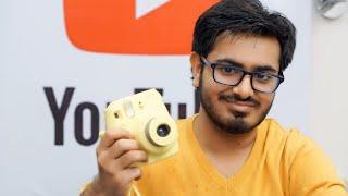 Fujifilm Instax Mini 8 Camera Review- Instant Camera!!!