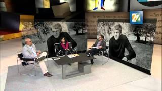 Entrevista con la escritora Ana Clavel, sobre el último libro de Milan Kundera