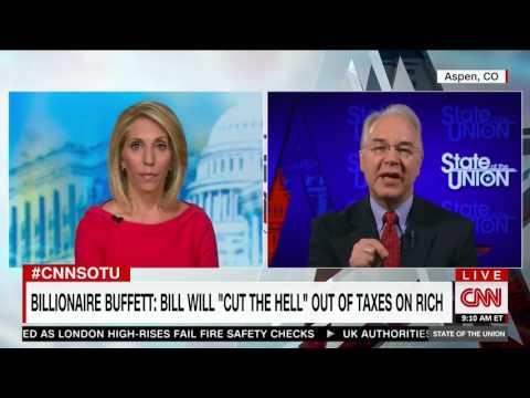 Tom Price fires back at CNN: I don't think...