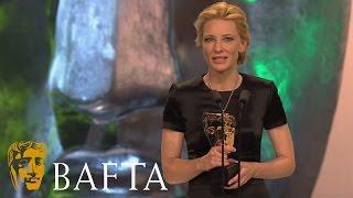 Cate Blanchett | BAFTA Leading Actress Winner 2014
