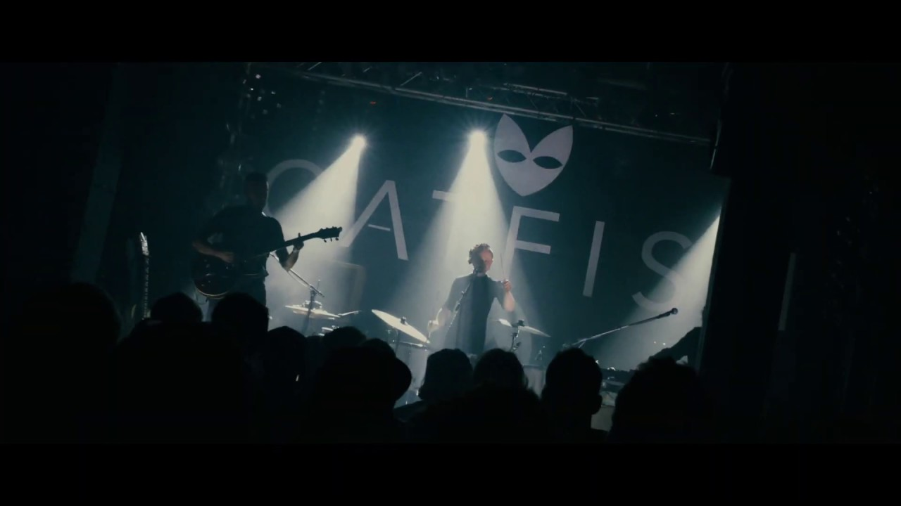 Catfish - Teaser LIVE @ Le Point Ephémère