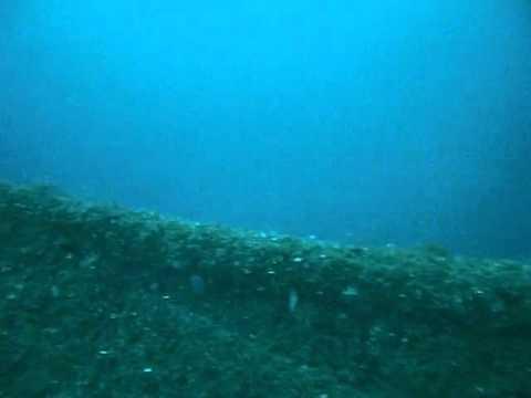 Dykking på D/S Spring med Askøy Sportsdykkerklubb (diving)