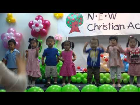NEW Christian Academy presentation 2014 - Audrey