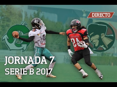 DIRECTO - LNFA 2017 Jornada 7: Mariners - Pioners