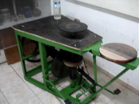 Torno Ceramica Wheel Pottery Youtube