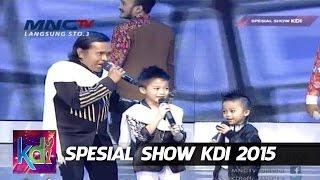 "Mucle, Afan ft. Haikal "" Sahabat "" - Spesial Show KDI (12/5)"