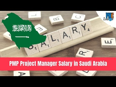 PMP Certified Project Manager Salary In Saudi Arabia