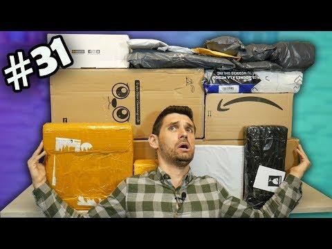Unboxing a lo Bestia #31 Flow Edition - Bitcoins, el ventilador + raro... y 17 MÁS!
