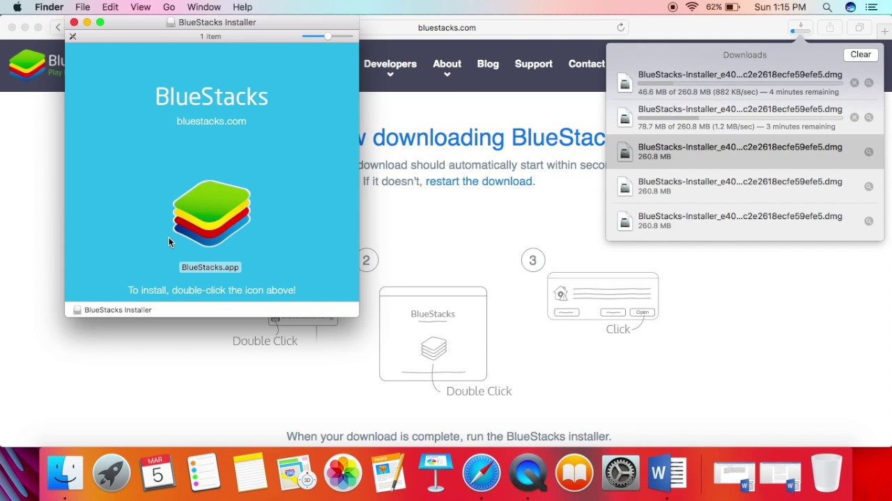 bluestacks 4 root on mac