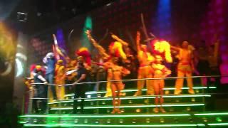 Coco Bongo Night Club - Playa Del Carmen - Mexico