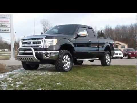 F150 4x4 With Our Cowboy Conversion Package Tubbs