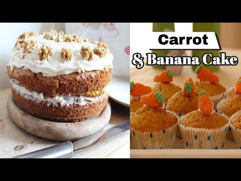 Carrot Cake Recipes Without Baking Soda