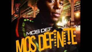 Mos Def (Mos Definite) 02. Hard Margin feat. Talib Kweli