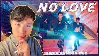 Download Mp3 Pro Dancer Reacts To Super Junior-d&e 슈퍼주니어-d&e 'no Love' Mv