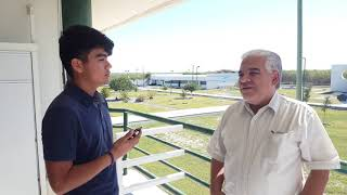 Industrial engineering project focused on sustainability UPRR