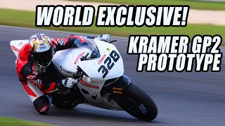 World Exclusive! Kramer GP2 Prototype - First Ride