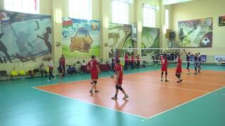 Волейбол. Шахтер - Винница (24.09.2017)