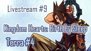 Livestream #9 | Kingdom Hearts: Birth by Sleep #4 - Light do Terra FIM (Parte 1/2) [PT-PT]