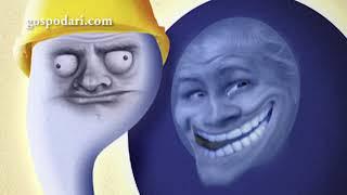 Тиган и Андрей: По-добре общ работник, отколкото копирайтър!