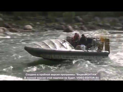 Аэролодка Пиранья-3 СУ-600Р
