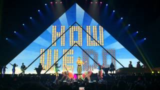 Katy Perry - The Prismatic World Tour 2014 (Full HD) (Auckland, NZ 19/12/14)