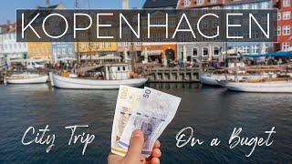 Kopenhagen muss nicht teuer sein! Städtereise für Sparfüchse