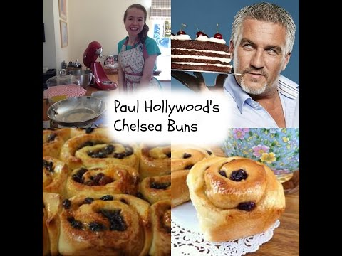 Paul Hollywood's Chelsea buns ~ Evie B