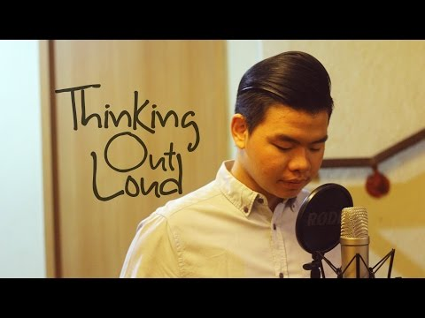 Ed Sheeran - Thinking Out Loud (Willy Anggawinata Cover)