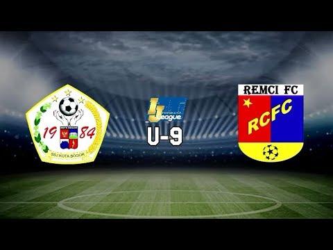 SSJ Kota Bogor vs Remci FC [Indonesia Junior League 2019] [U-9] 14-4-2019