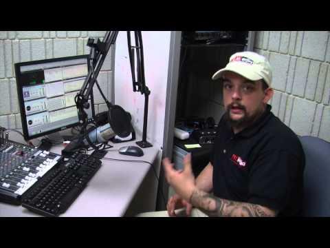 BCC Radio Studio Tour