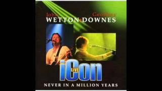 iCon - We Move as One - Live (Wetton/Downes)