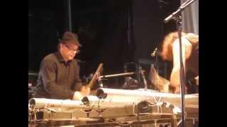 Einstürzende Neubauten - Der 1. Weltkrieg (Percussion Version) (Live @ KOKO, London, 19/11/14)