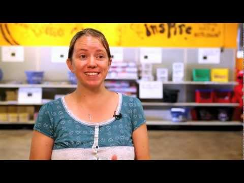 The Education Partnership Teacher Shopping Video