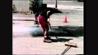 видео Прогрев бетона инфракрасными лучами